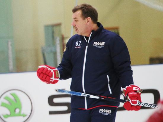 Знарок может возглавить хоккейное «Динамо»