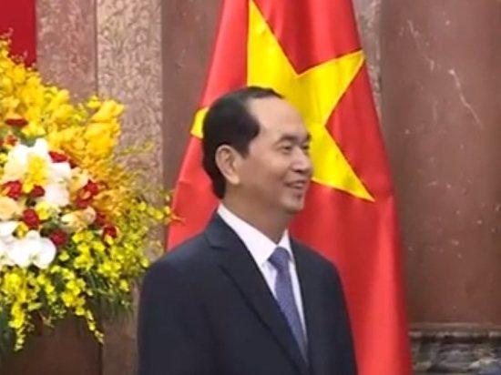 Причиной смерти президента Вьетнама стало неизлечимое вирусное заболевание