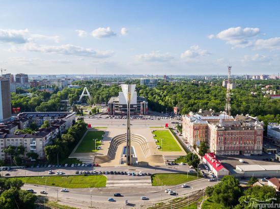 Ремонт Театральной Площади обойдется Ростову в 24 млн рублей