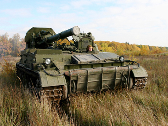 Модернизация артиллерии самого крупного калибра превратила ее в высокоточное оружие