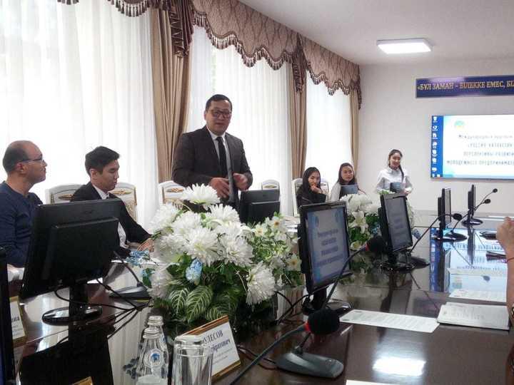 Челябинские ипавлодарские студенты обсудили вопросы интеграции