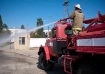 В Волгограде сгорела семилетняя иномарка