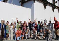 Калмыкии показали легенды Саянских гор