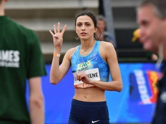 Россиянка Ласицкене номинирована на звание лучшей легкоатлетки Европы