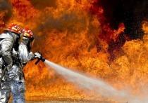 В Бурятии горели торговый центр и агентство недвижимости