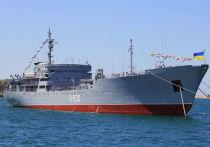 Названа неожиданная причина появления судов ВМС Украины у берегов Крыма