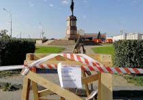 Праздники и яды: в центре Петрозаводска состоялась политическая акция