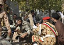 Ирану терактом отомстили за усилие влияния в Сирии