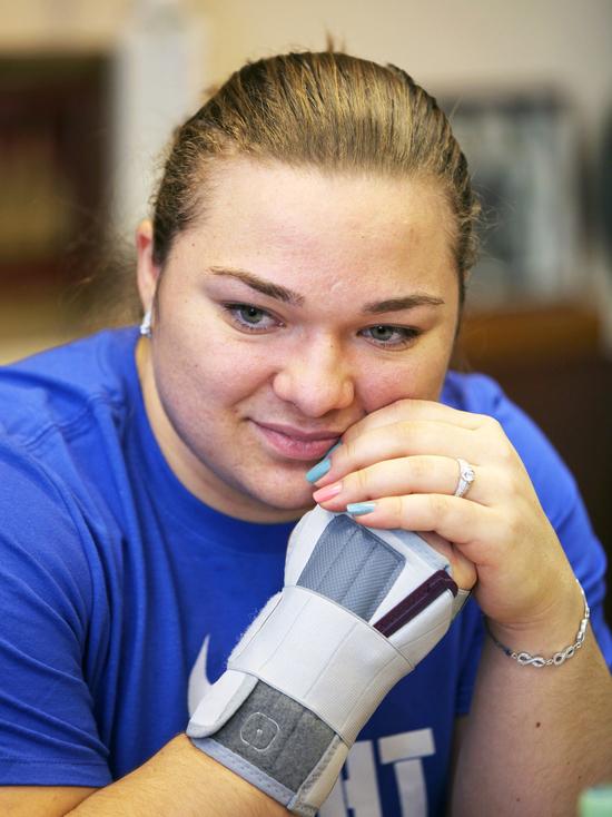 Тяжелоатлетка Каширина рассказала о скандале: «Я не обманщица!»