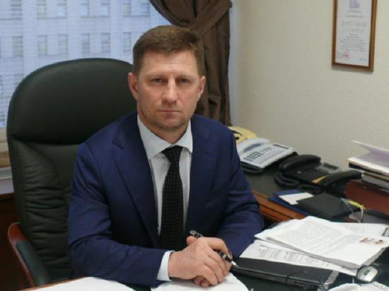 100% голосов подсчитано: губернатором Хабаровского края стал Фургал