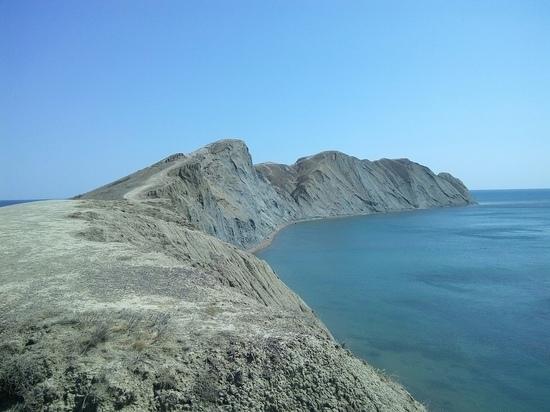 Крым великолепный: по хребту Хамелеона - туда и обратно