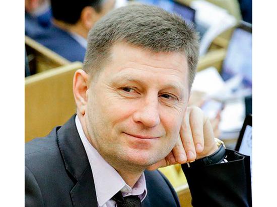 Фургал вышел вперед на выборах губернатора Хабаровского края