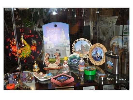 В Серпухове выбрали лучший городской сувенир