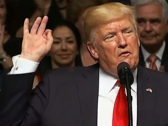 Госсекретарь отверг возможность обсуждения администрацией идеи отстранения Трампа от власти