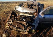 В Астраханской области на трассе погиб рабочий из Узбекистана