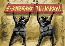 Во Владимире и Хабаровске произошла революция марионеток