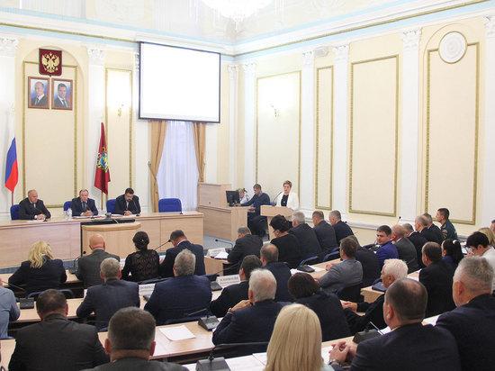 Правительство Брянской области подвело итоги летней оздоровительной кампании