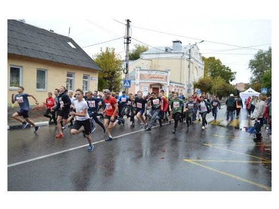 В Серпухове состоялся фестиваль бега в честь Дня города