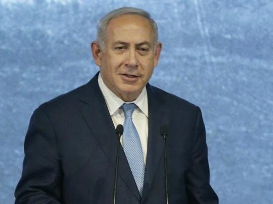 Нетаньяху заявил Путину, что Израиль продолжит защищать свою безопасность