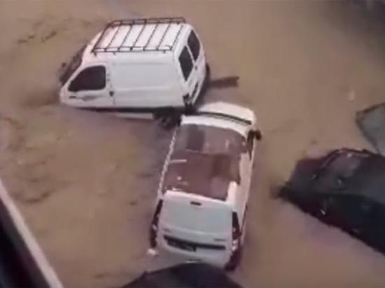 Жертвами наводнения в Тунисе стали как минимум четыре человека