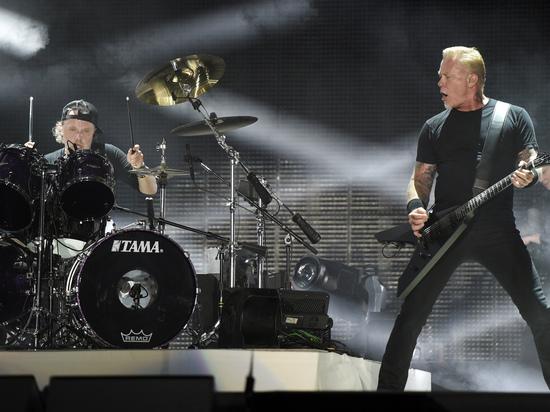 Группа Metallica даст концерт в российской столице  летом  2019г