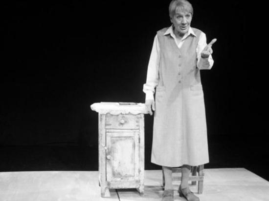 Умерла заслуженная артистка России Августа Кленчина