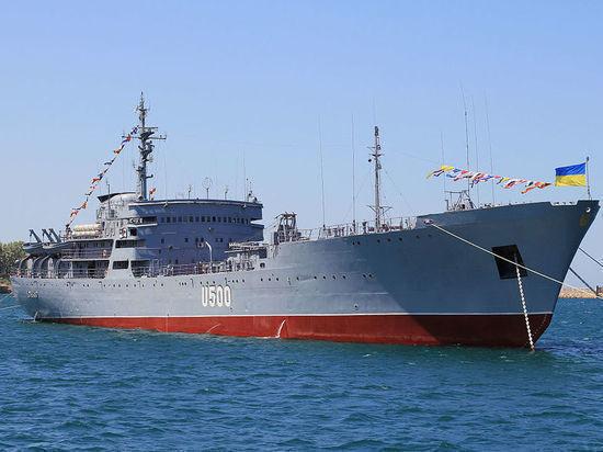 Украинские ВМС обвинили Россию в создании опасных инцидентов: «чрезмерно сблизились»