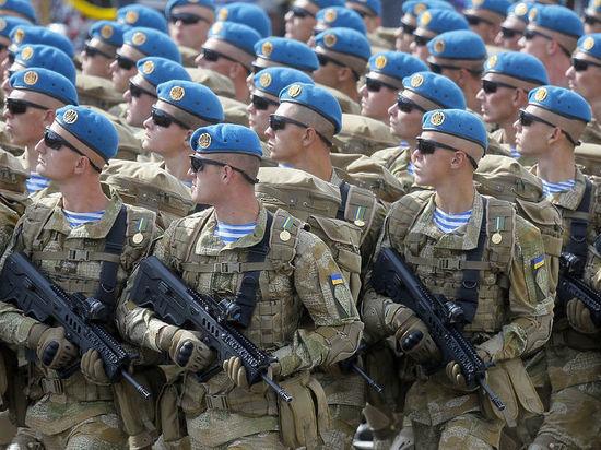 В Раде высмеяли Порошенко и позвали НАТО вступить в Украину