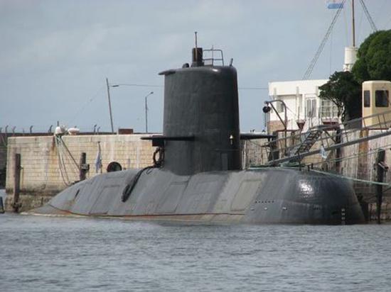 Эксперт о «важном сигнале» с пропавшей аргентинской подлодки: «Батарея маяка села»
