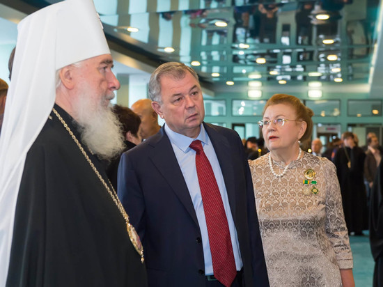 Богородично - Рождественские чтения открылись в Калуге