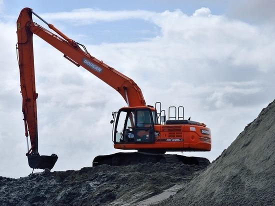 Уголовное дело о нелегальной предпринимательской деятельности по добыче полезных ископаемых в г. Старый Оскол передано в суд