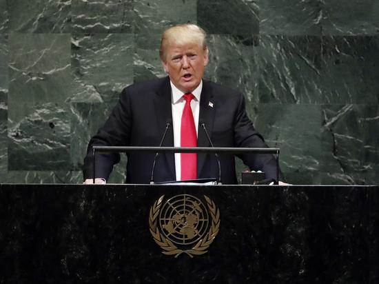 Трамп «забыл» о России, критикуя коммунизм