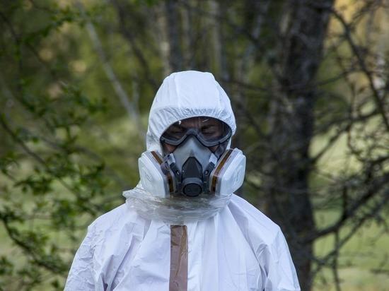 Вашингтон обладает самым крупным в мире арсеналом боевых отравляющих веществ