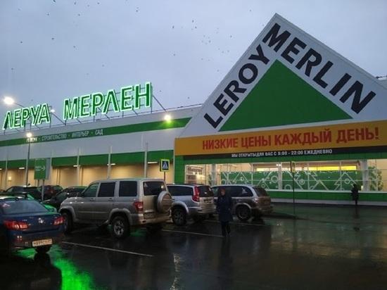 За выходные дважды пытались обокрасть строймаркет в Арханельске