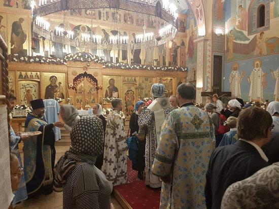 РПЦЗ отказалась служить с архиереями Константинополя