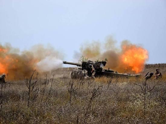В Донбассе ранены трое украинских военных