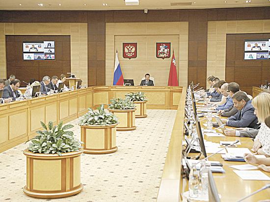 Андрей Воробьев огласил новый состав областного правительства и поставил перед ним новые задачи на ближайшую пятилетку