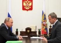 Владимир Путин назначил врио губернатора Астраханской области