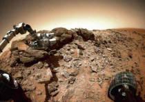 На Марсе сотни миллионов лет существовала зона, пригодная для жизни микроорганизмов