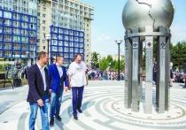 Иркутский Академгородок основательно обновили