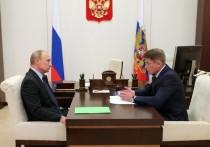 Политологи объяснили, почему Путин назначил Кожемяко врио главы Приморья