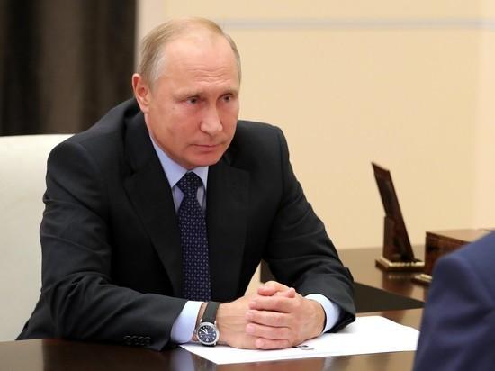 Путин устроил «губернаторопад»: сменились главы трех регионов