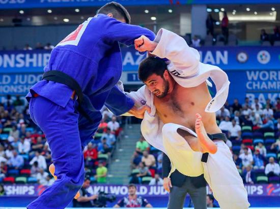 Призер чемпионата мира по дзюдо: «Немного обманул – за себя и всю команду»