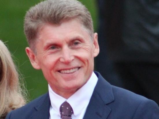 Губернатор Сахалина Кожемяко назначен врио главы Приморья