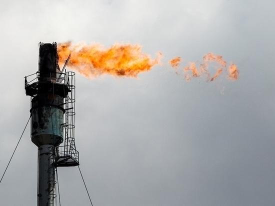 Газовые факелы, сжигающие нефтяной попутный газ, меняют климат Оренбуржья