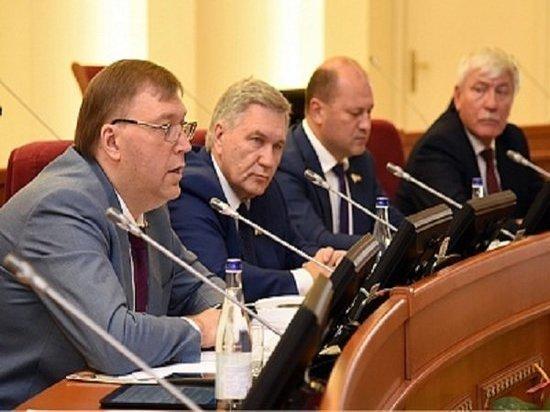 Депутаты Заксобрания поддержали сохранение налоговых льгот на прежнем возрастном уровне