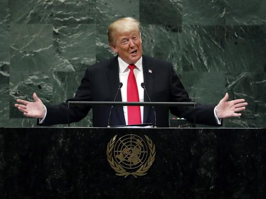 Речь Трампа в ООН после смеха в зале обернулась агрессией