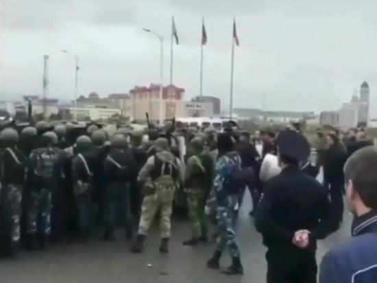 Кадыров и Евкуров обменялись землями Чечни и Ингушетии