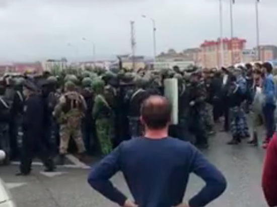 В Кремле признали напряженность между Чечней и Ингушетией