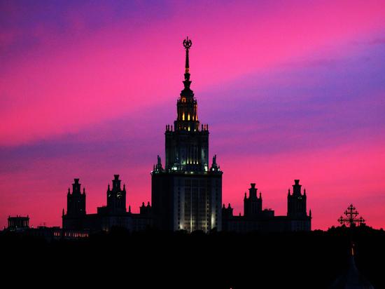 МГУ стал лучшим русским вузом врейтинге мировых университетов